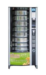 Automat für Bio-Produkte